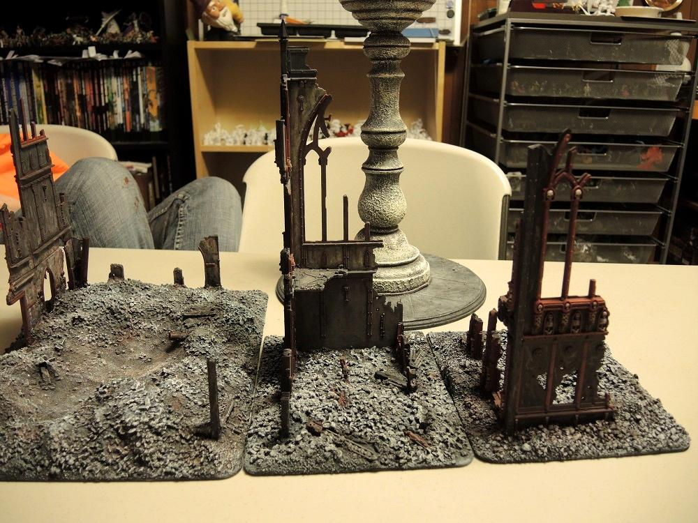 Cities Of Death, City, Commission, Commissions, Shattered, Shattered City, Terrain, Waaazag