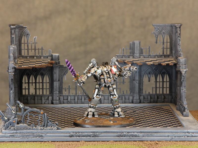 Grey Knights, Dreadknight