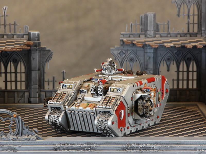 Grey Knights, Land Raider Redeemer