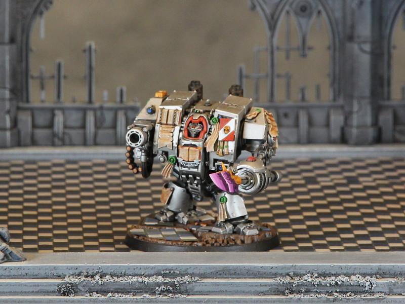 Grey Knights, Dreadnought