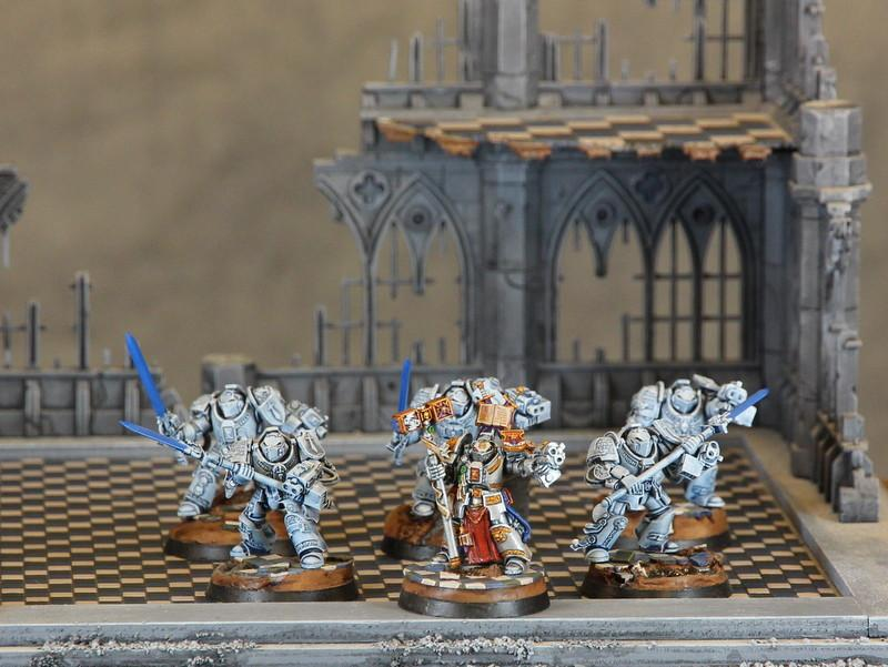 Grey Knights, Mordrak