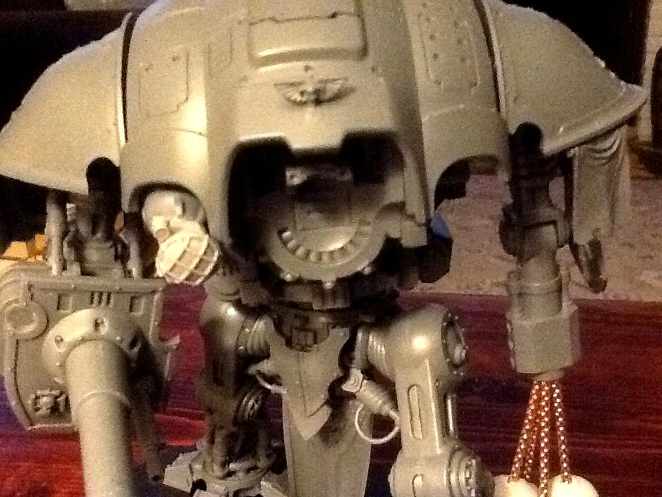 Command, Conversion, Flail, Grey Knights, Imperial, Knights, Titan