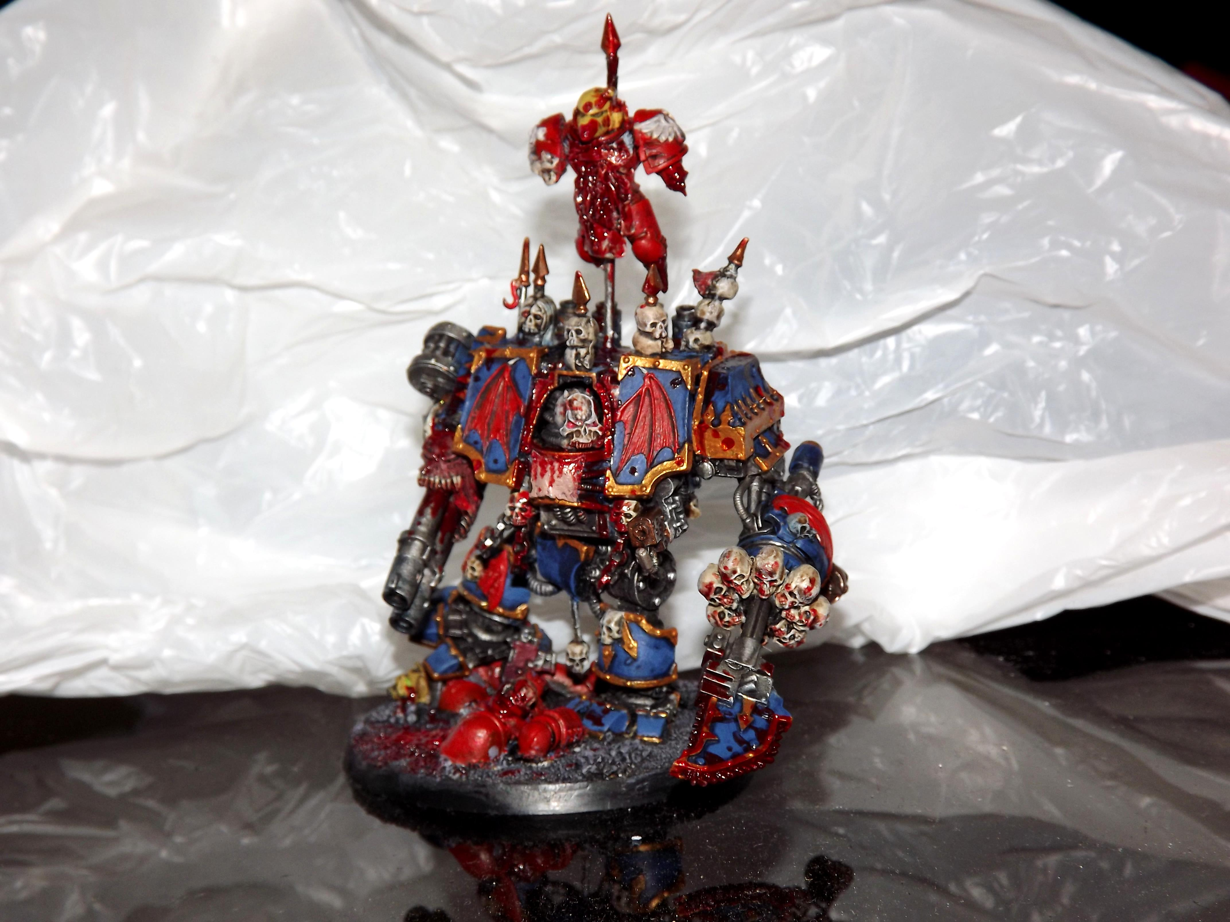 Blood, Chaos, Dreadnought, Nightlords