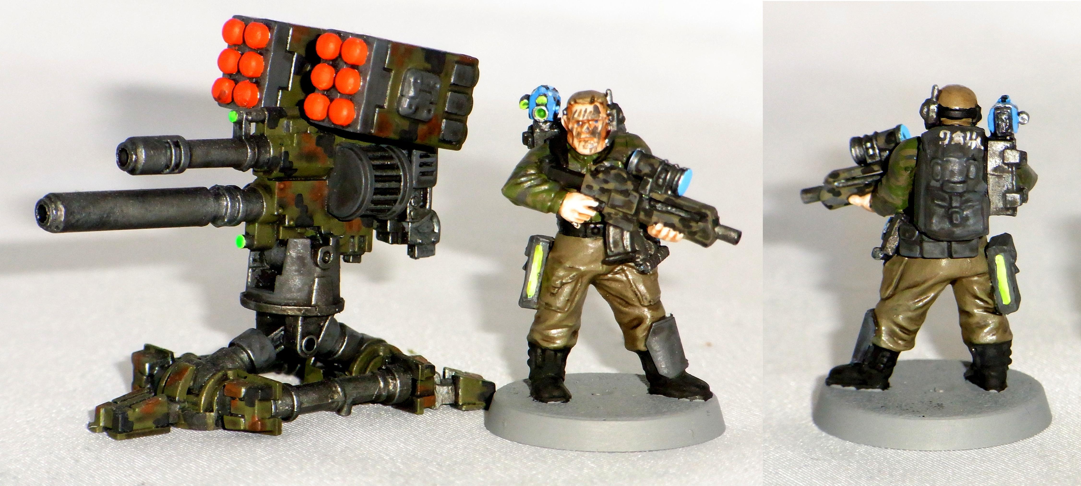 2, Axon, Boderlands, Commando, Game, Korbenn, Saber, Turret, Video, Videogame