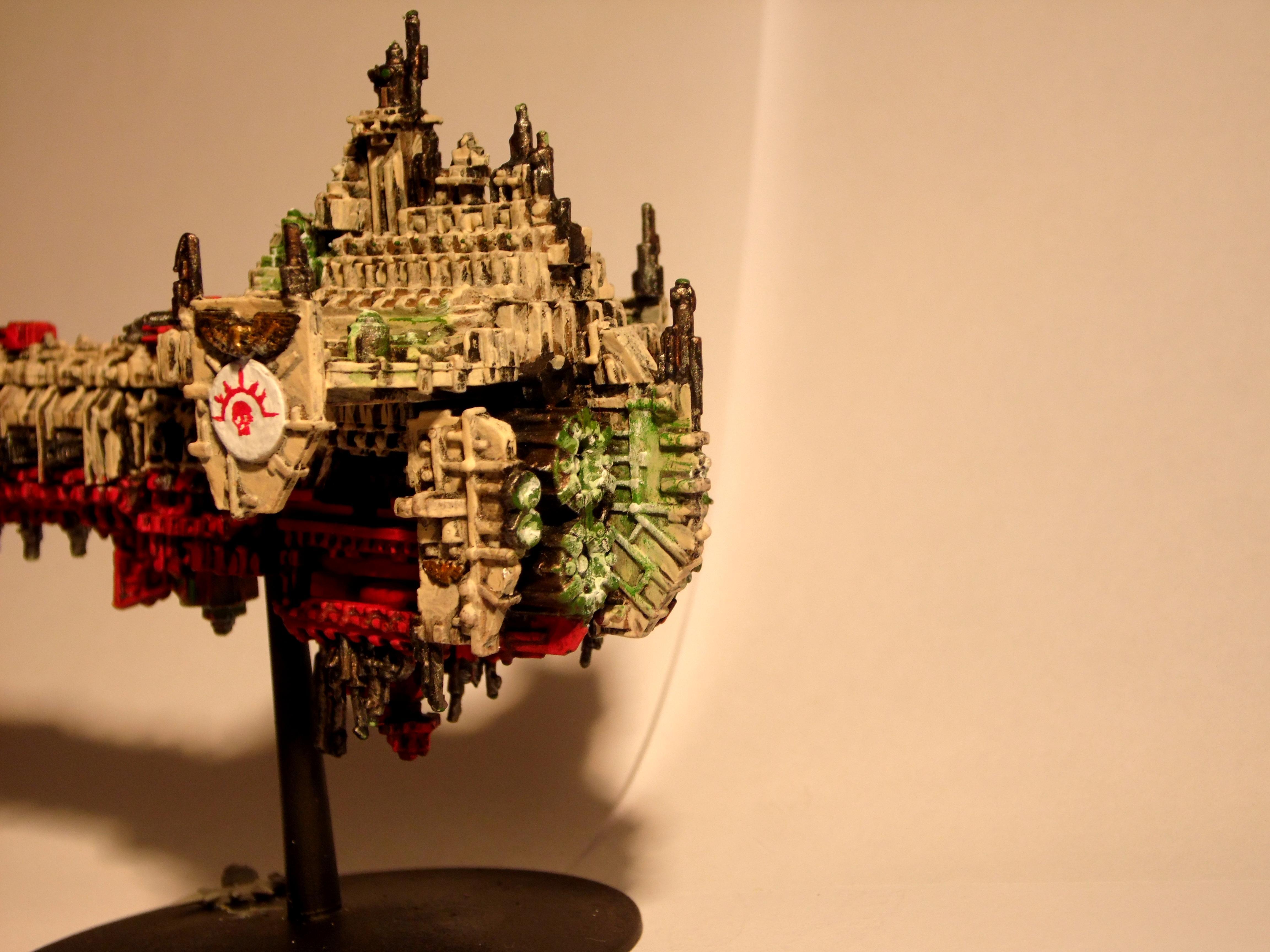 Apoca, Battlefleet Gothic, Battleship