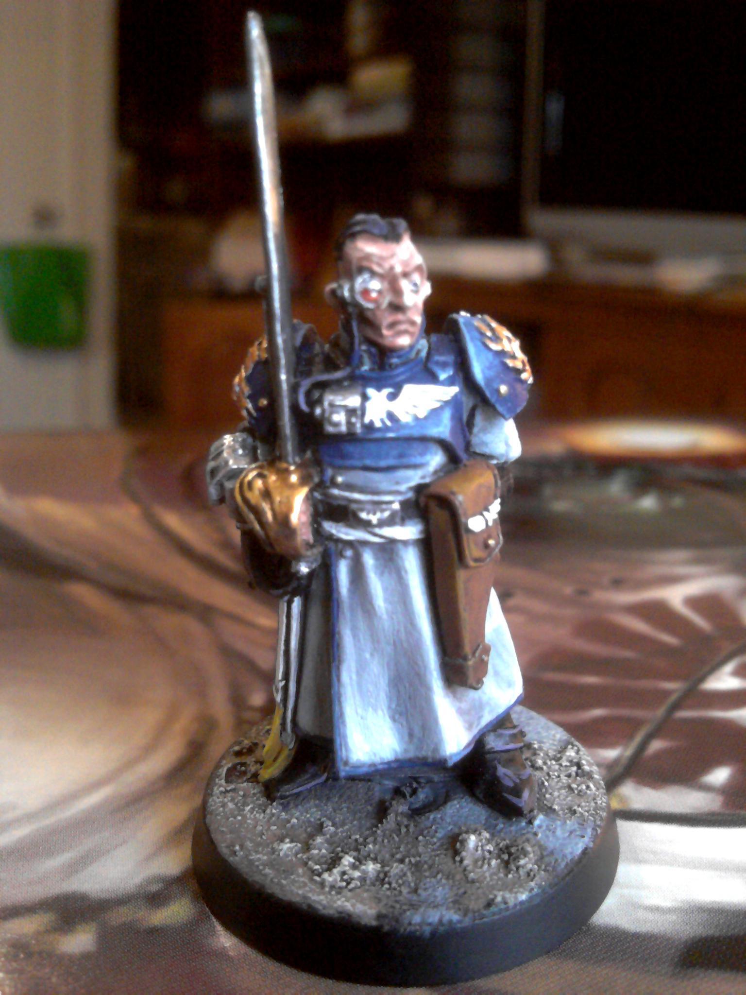 Astra Militarum, Commander, Imperial Guard