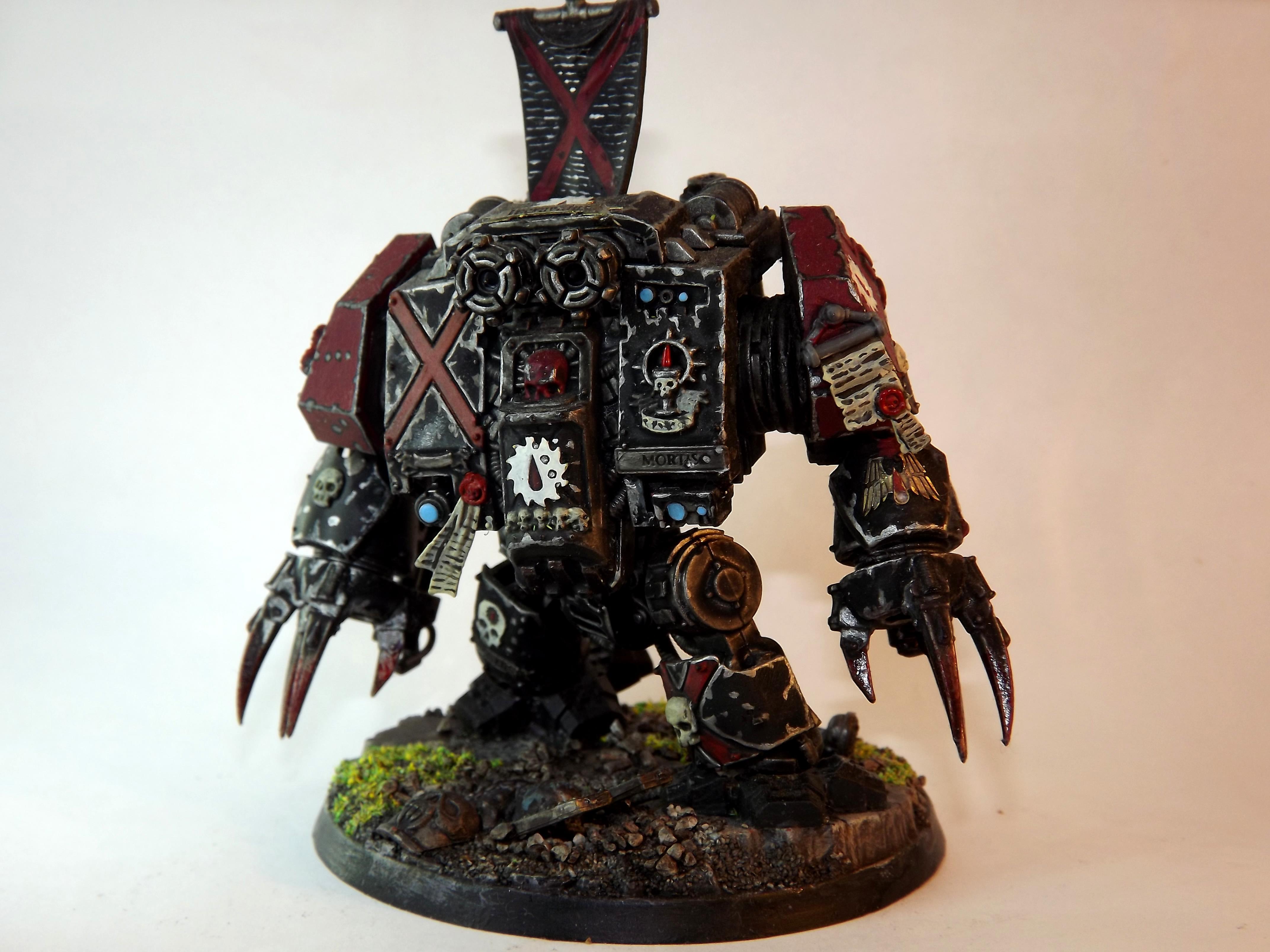 Death Company, Dreadnought, Flesh Tearers