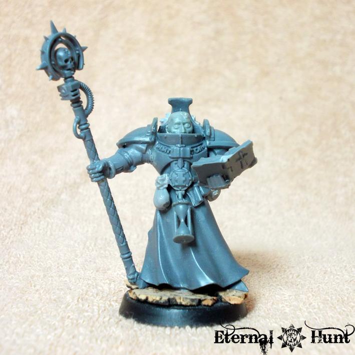 Conversion, Inq28, Inquisimunda, Inquisitor, Inquisitor 28, Kitbash, Ordo Hereticus, Warhammer 40,000, Work In Progress