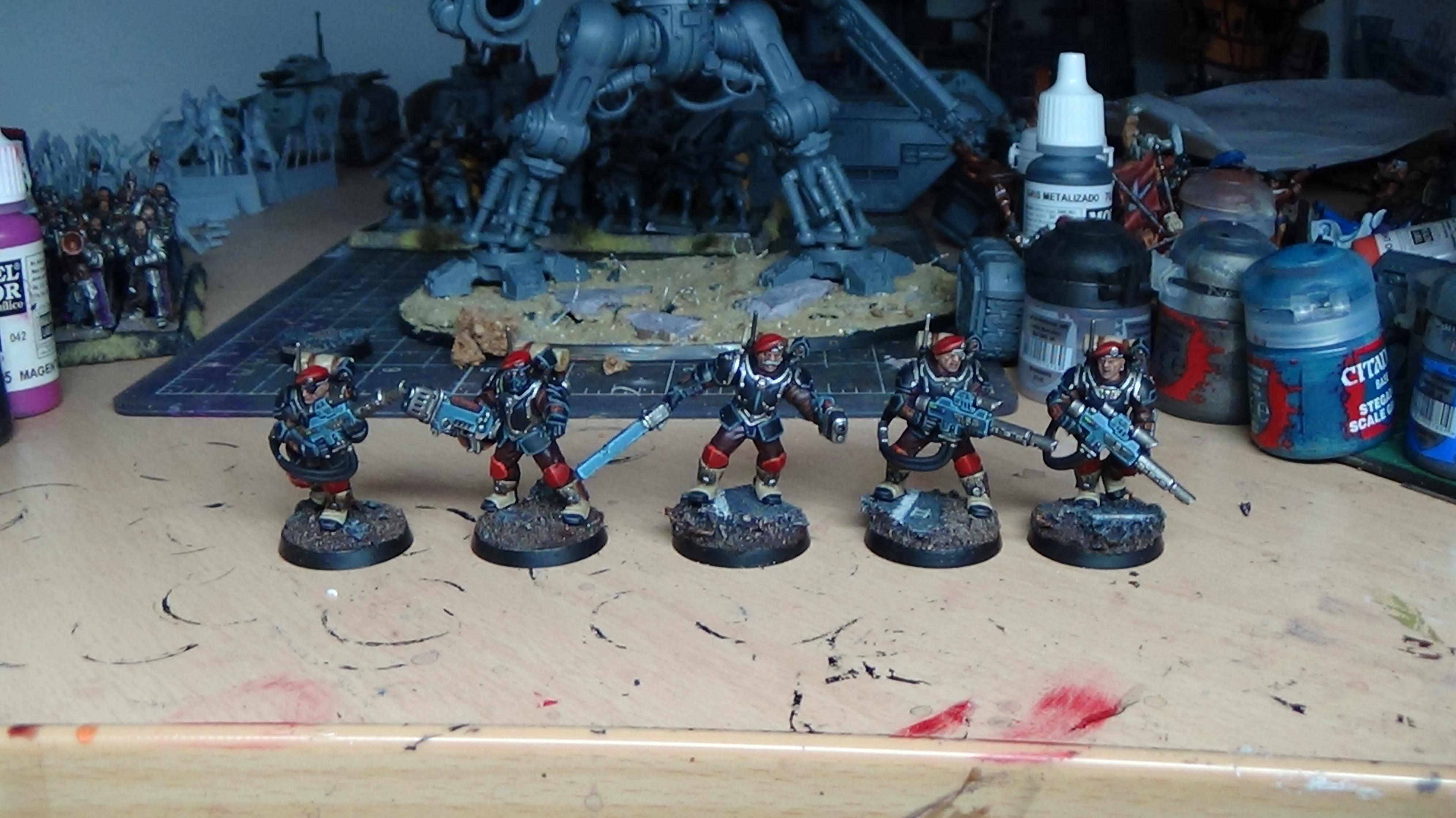 Scions squad 1
