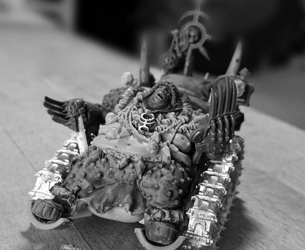 Chaos, Conversion, Inq28, Inquisimunda, Inquisitor, Palanquin, Slaanesh