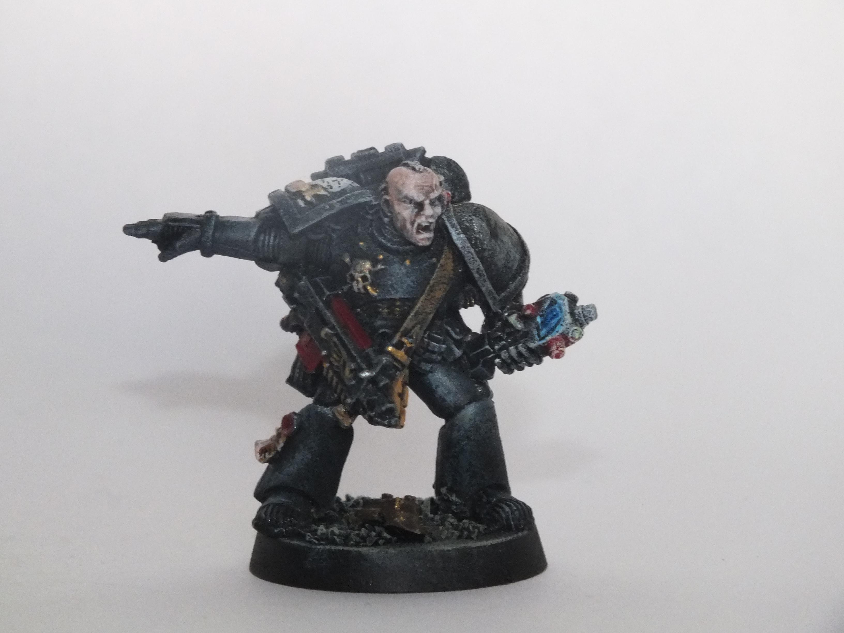 Deathwatch, Retinue, Venerable Brother Thane done