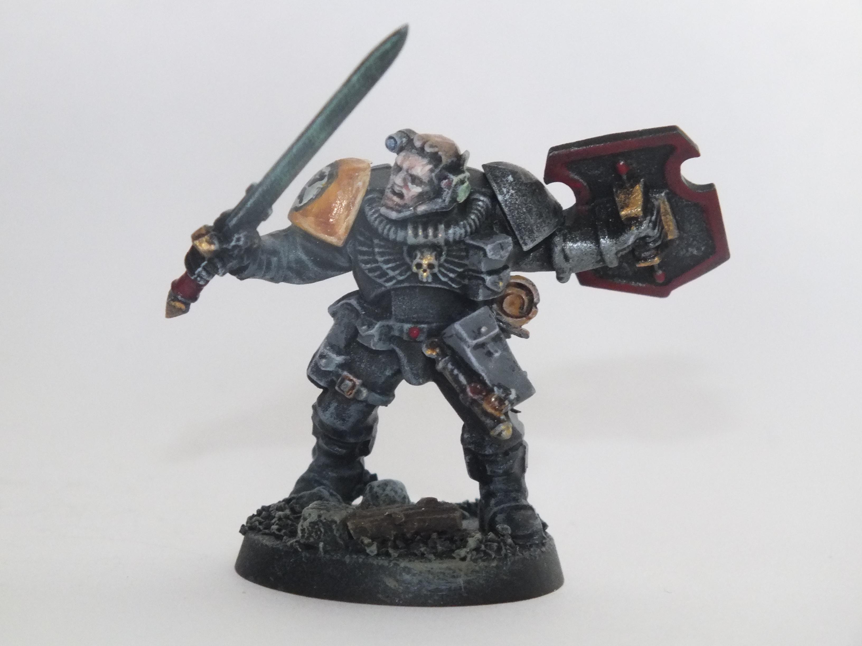 Crusader, Deathwatch, Retinue