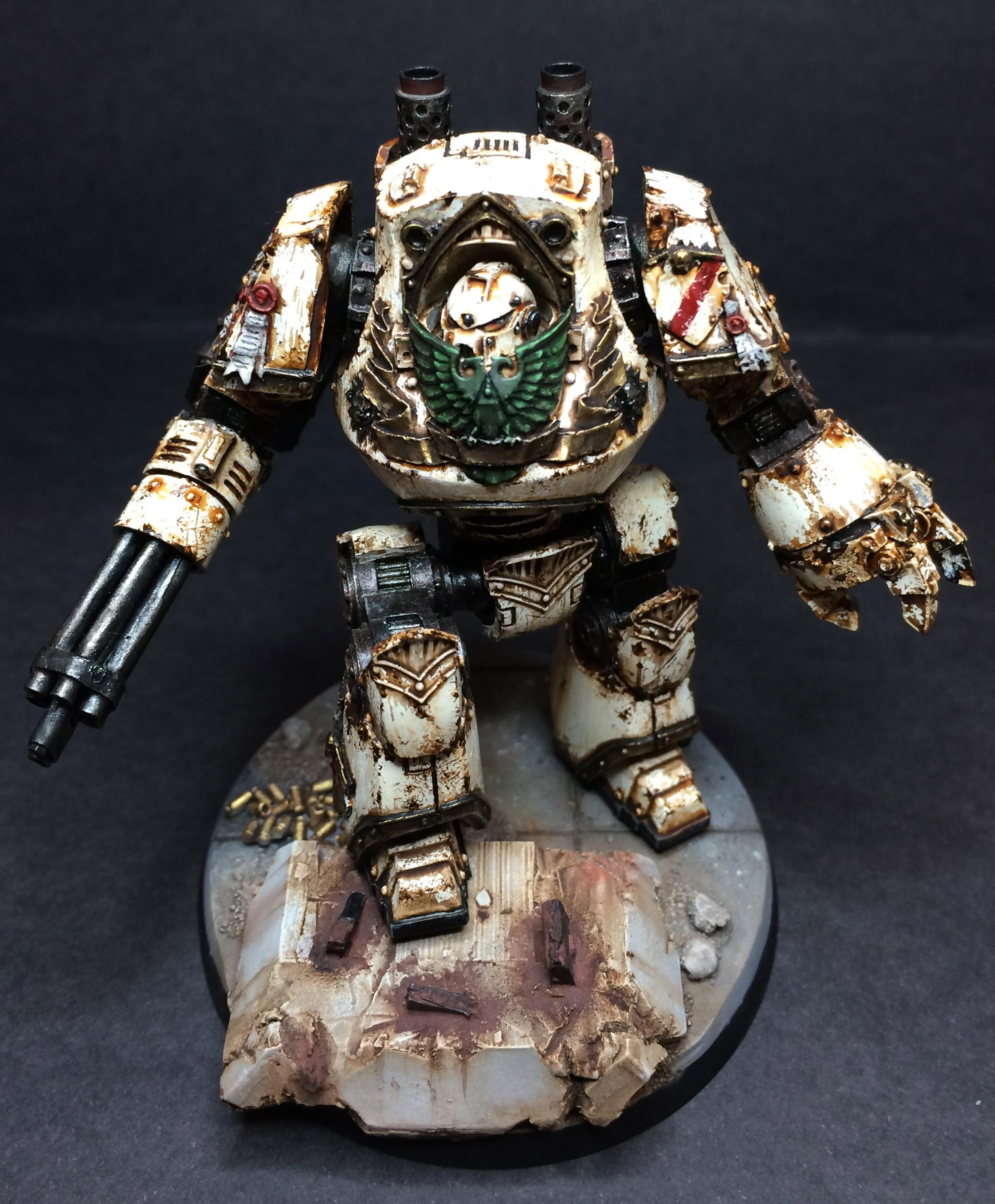 Armies On Parade, Dark Angels, Deathwing, Dreadnought