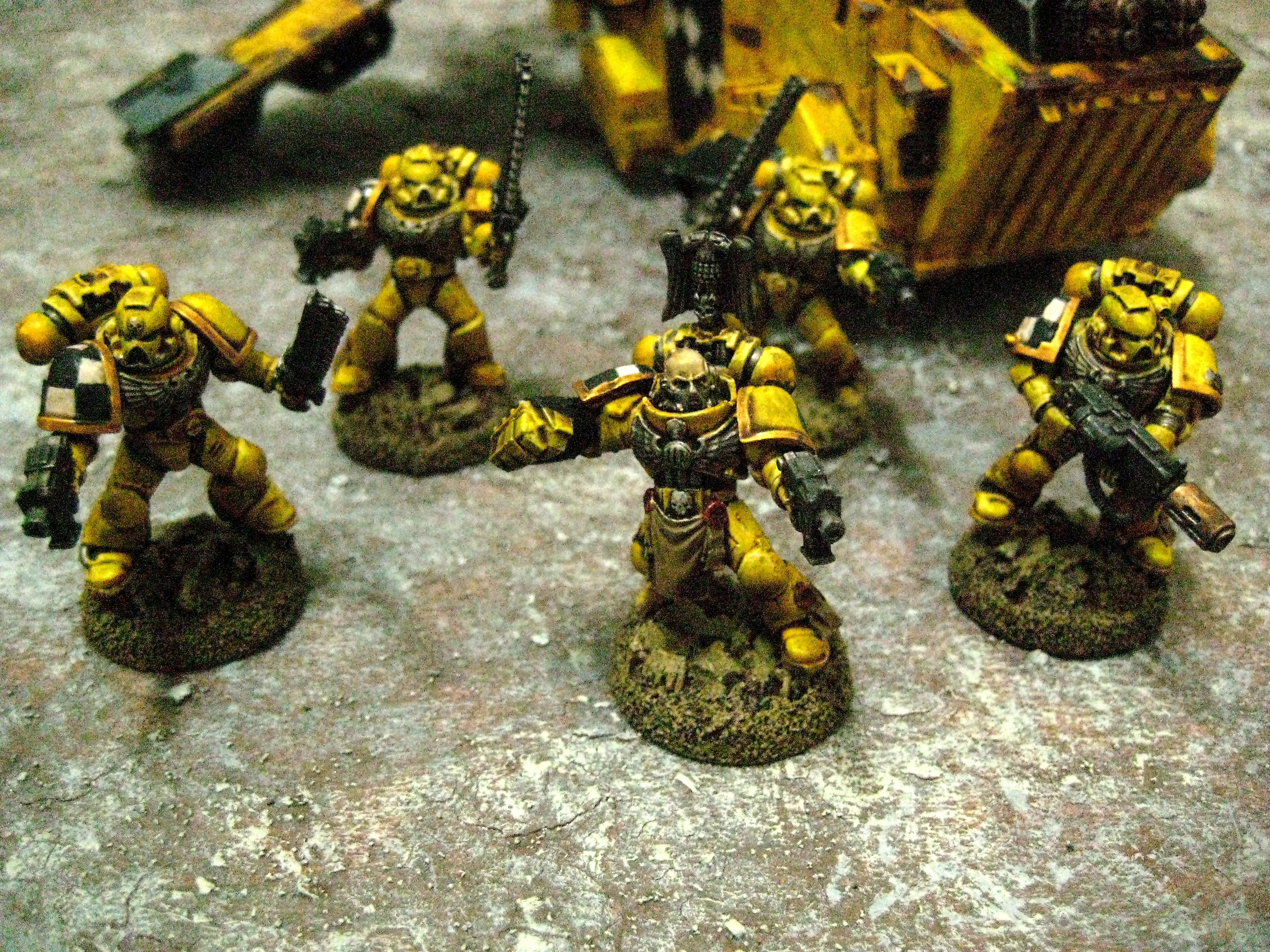 Blood Angels, Lamenters, Space Marines