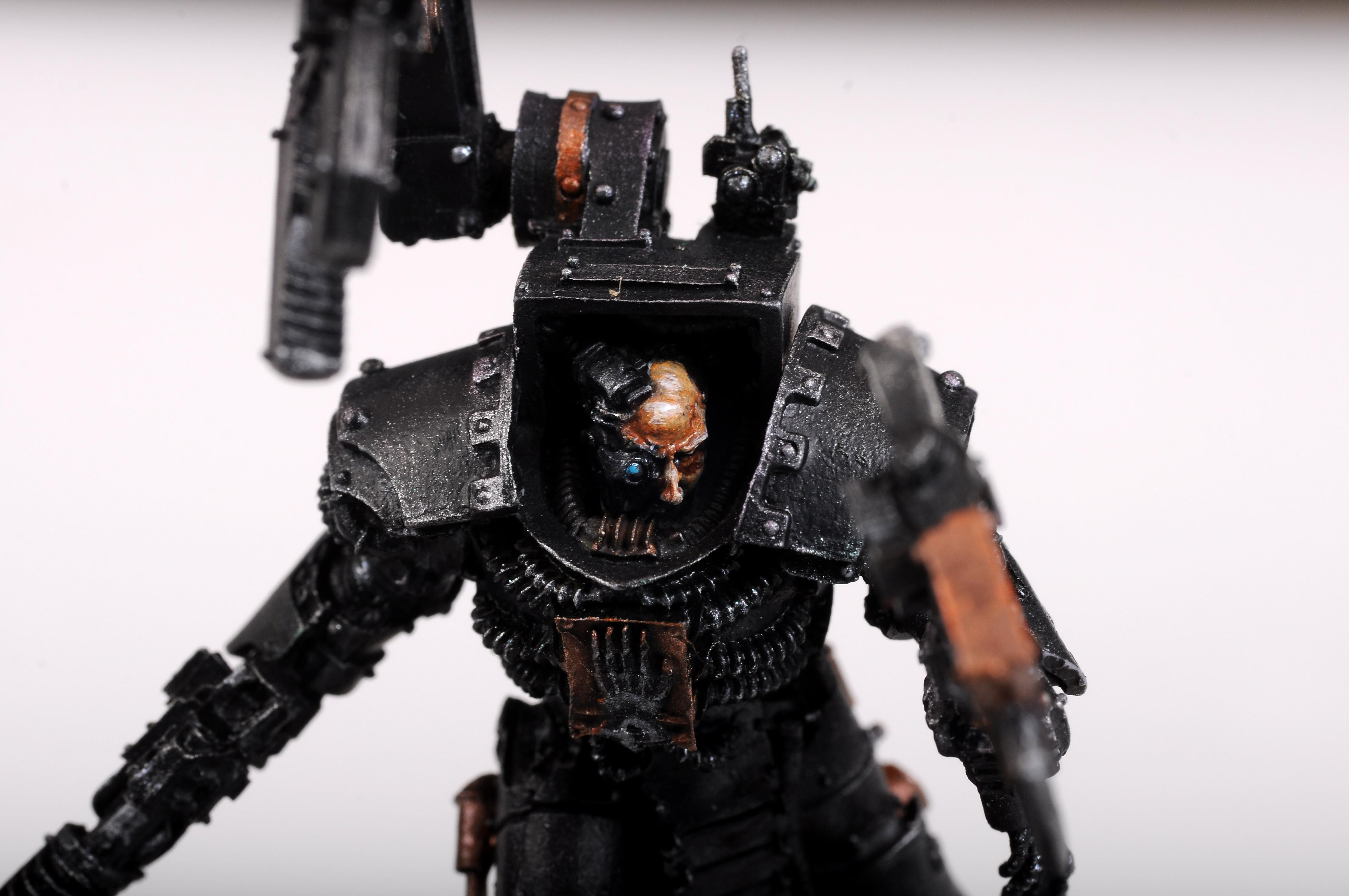 Forge World, Iron Father, Iron Hands, Iron Hands Iron Father, Servo Arm