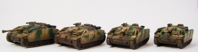 Flames Of War, Germans, Stugs