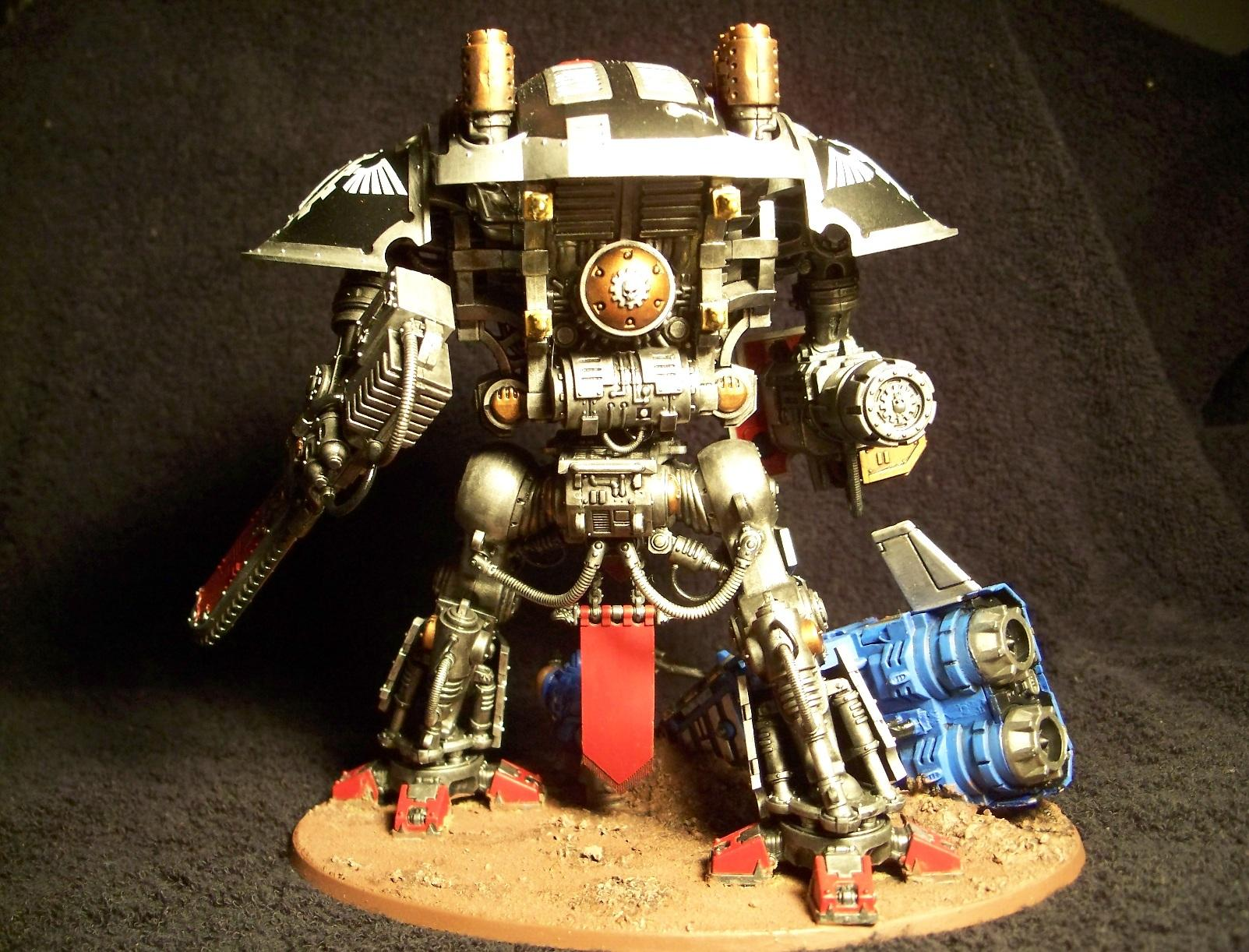 Knight Titan, Mechanicus, Taranis