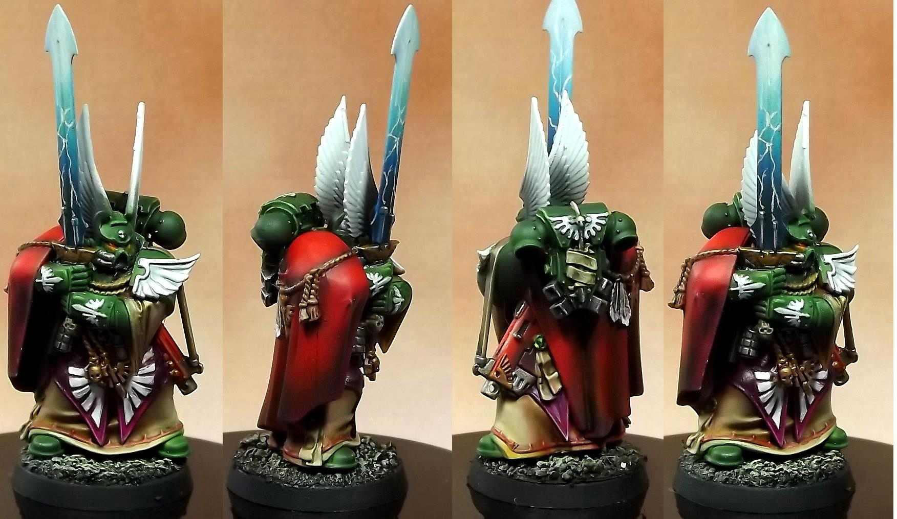 Aã©ro, Angel, Dark, Green, Librarian, Red, Squadron, Warhammer 40,000, Warhammer Fantasy