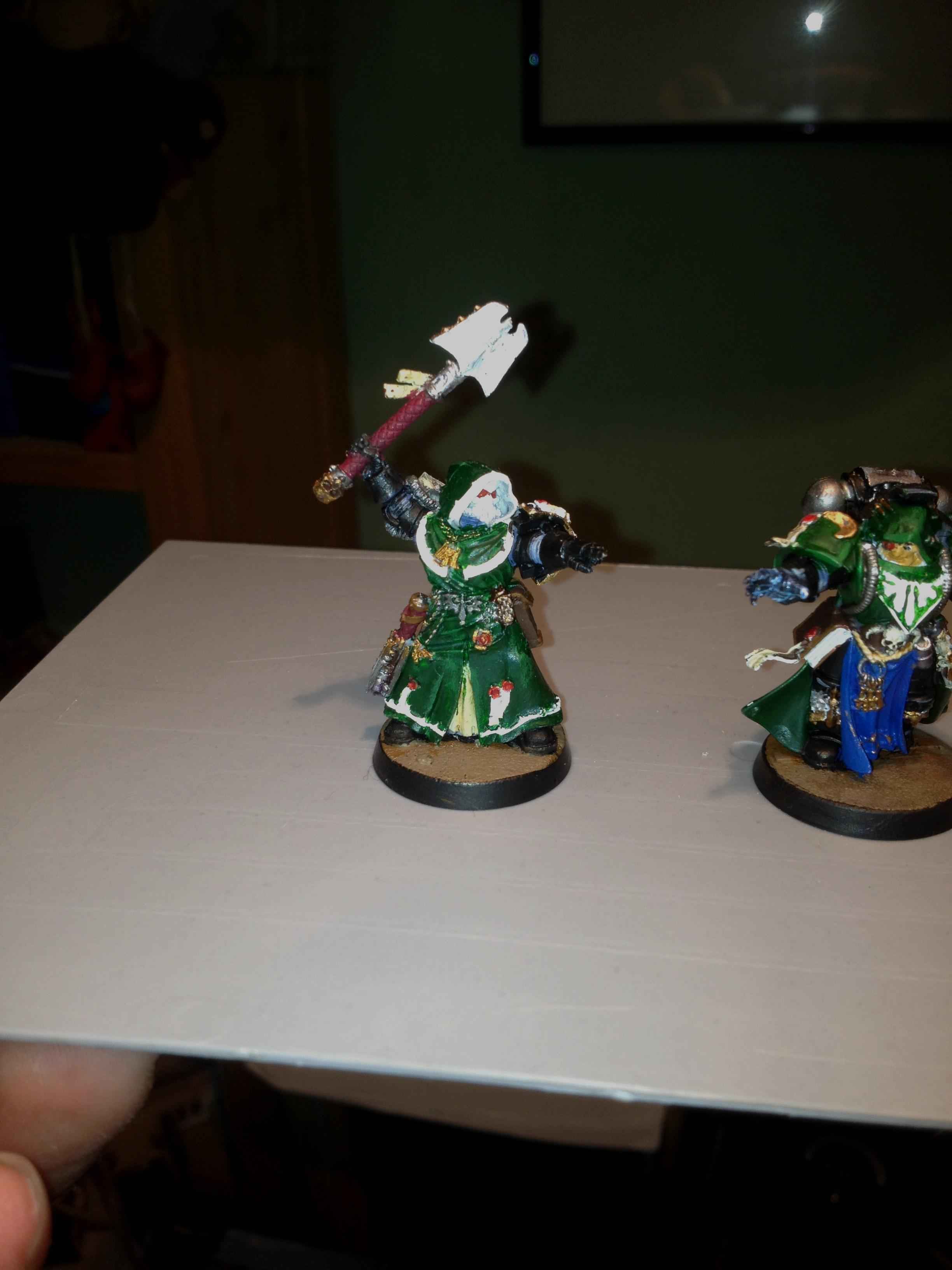 Dark Angels, Space Marines, Warhammer 40,000