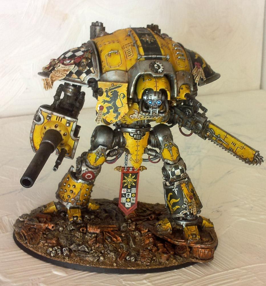 Ad Mech. Titan, Knights, Mechanicus, Walker