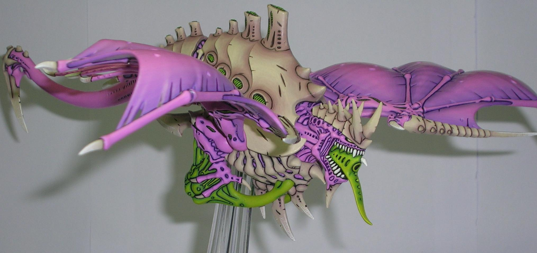 Cell, Nard, Nids, Pink, Shaded, Tyranids