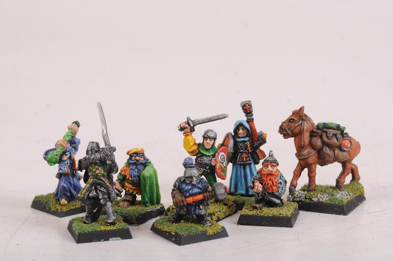 Ad&d, Citadel, Citadel Adventurers, Oop Citadel, Rpg, Warhammer Fantasy