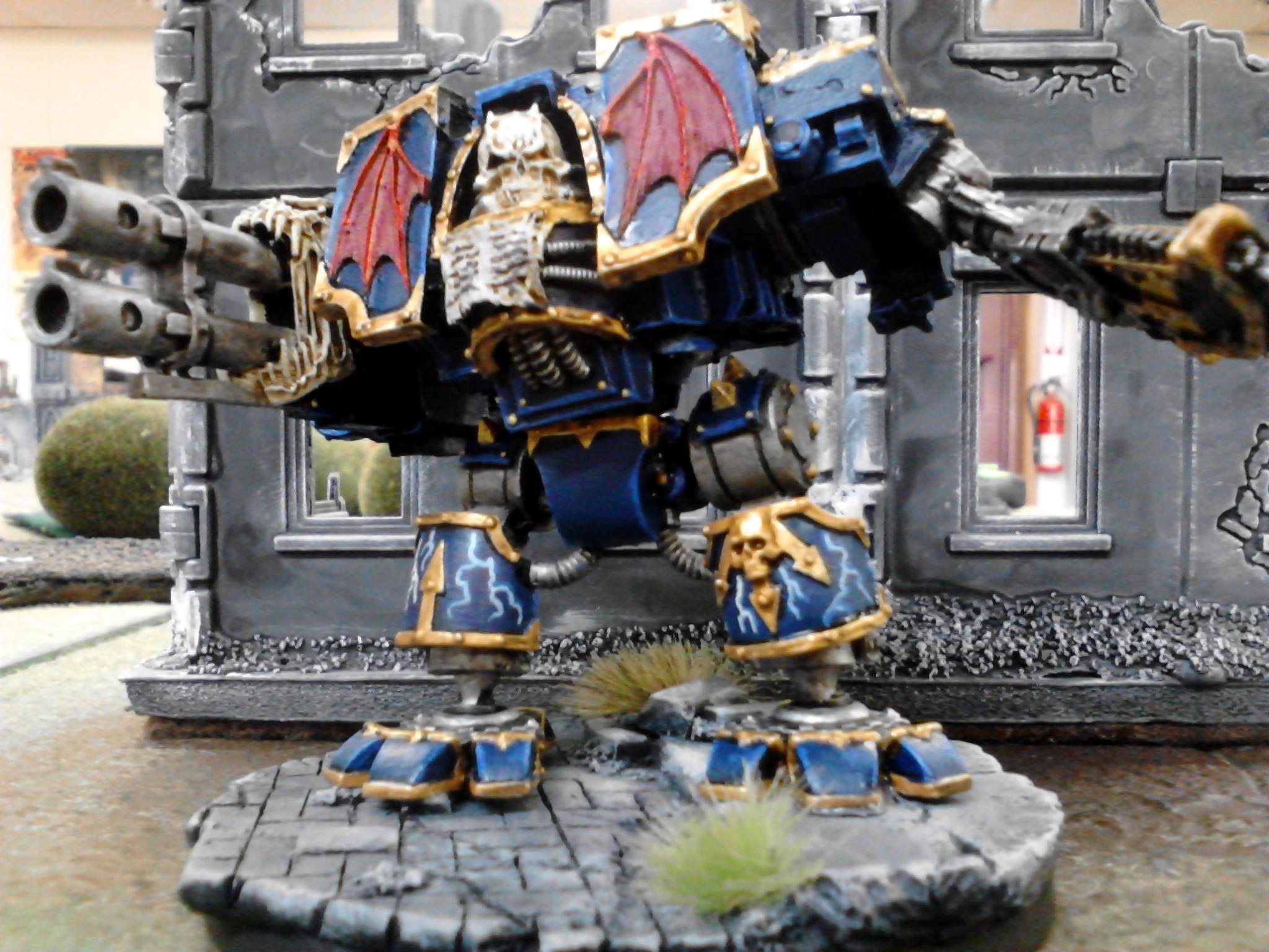 8th Legion, Autocannon, Dreadnought, Hellbrute, Malcharion, Night Lords