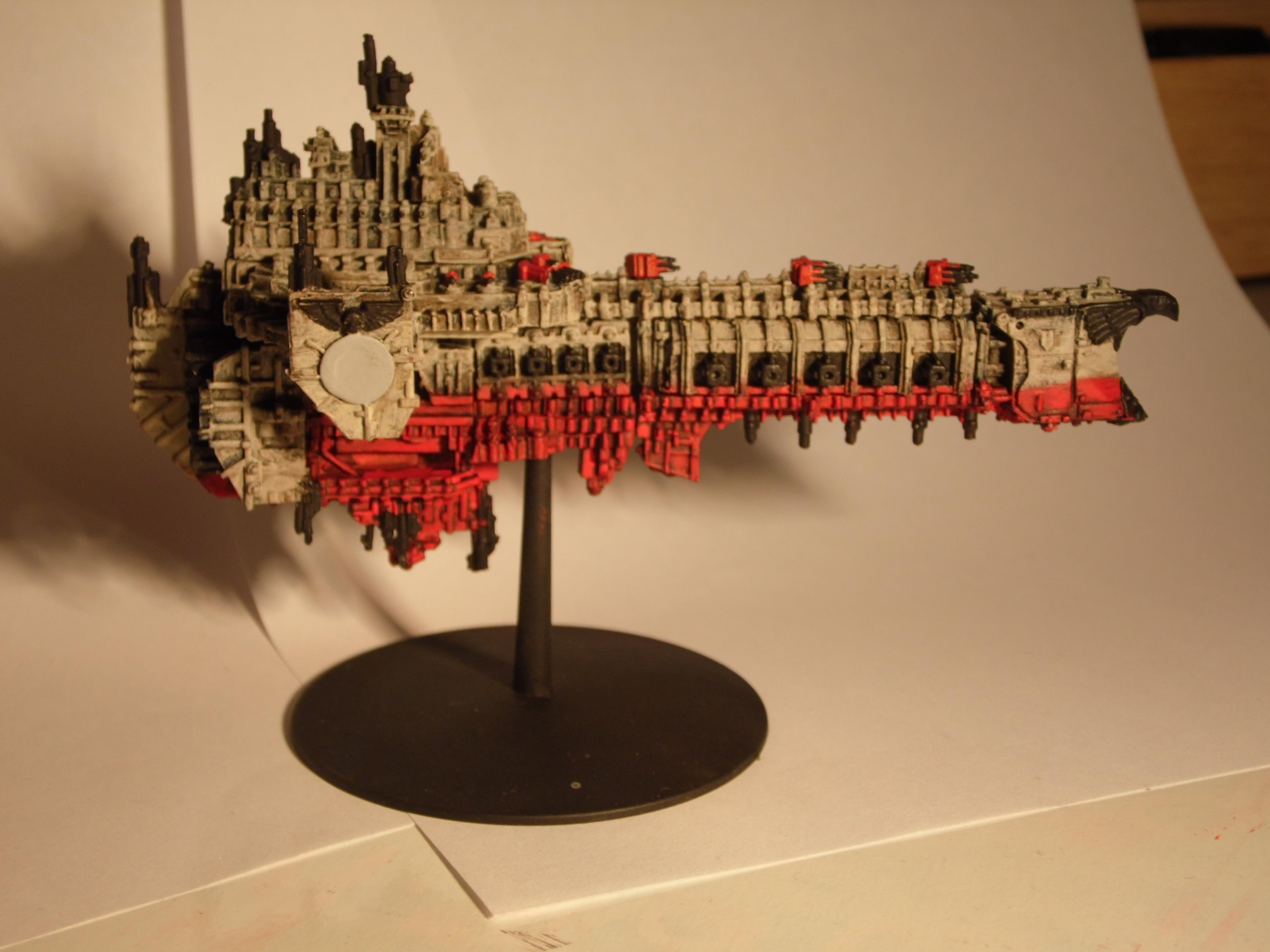 Battlefleet Gothic, Battleship, Retribution