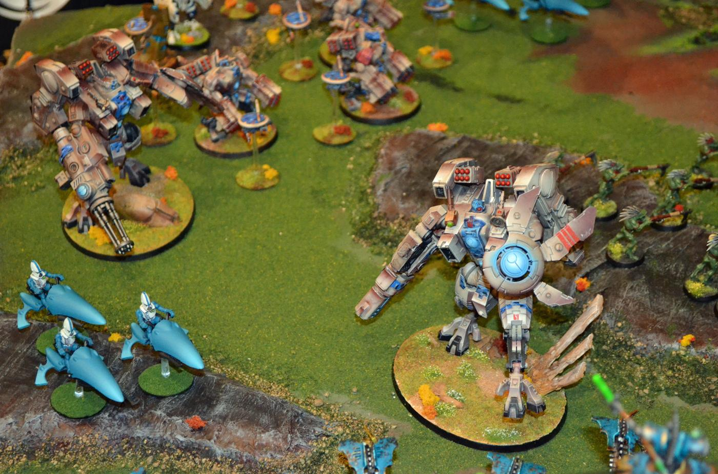 Adepticon 2014, Ancients Of The Maelstrom, Warhammer 40,000
