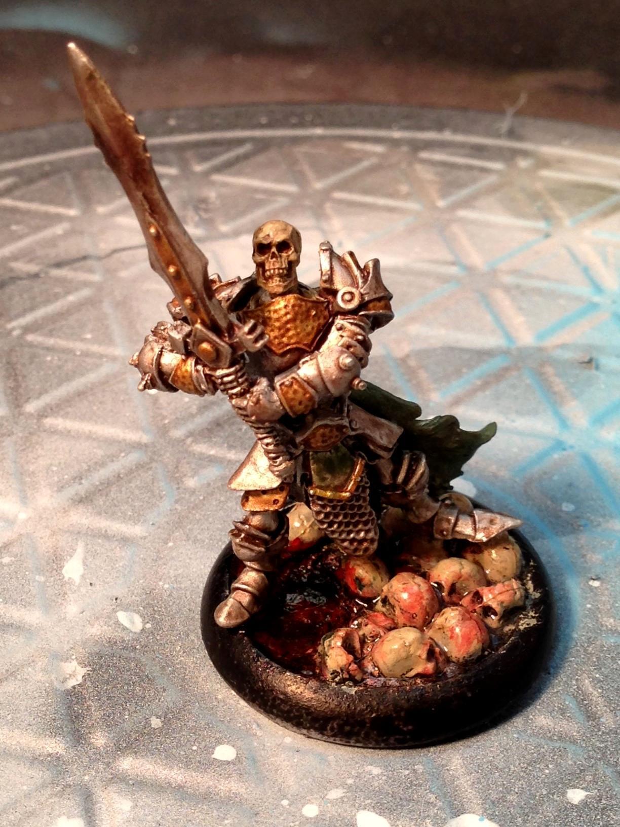 Mercenary, Privateer Press, Risen, Thrall, Warmachine