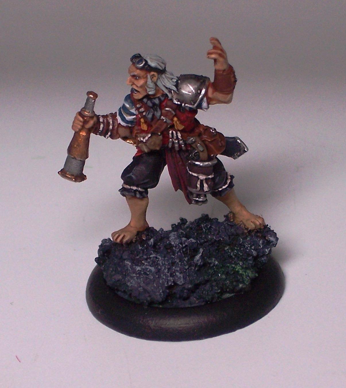 Master Gunner Dougal MacNaile 1