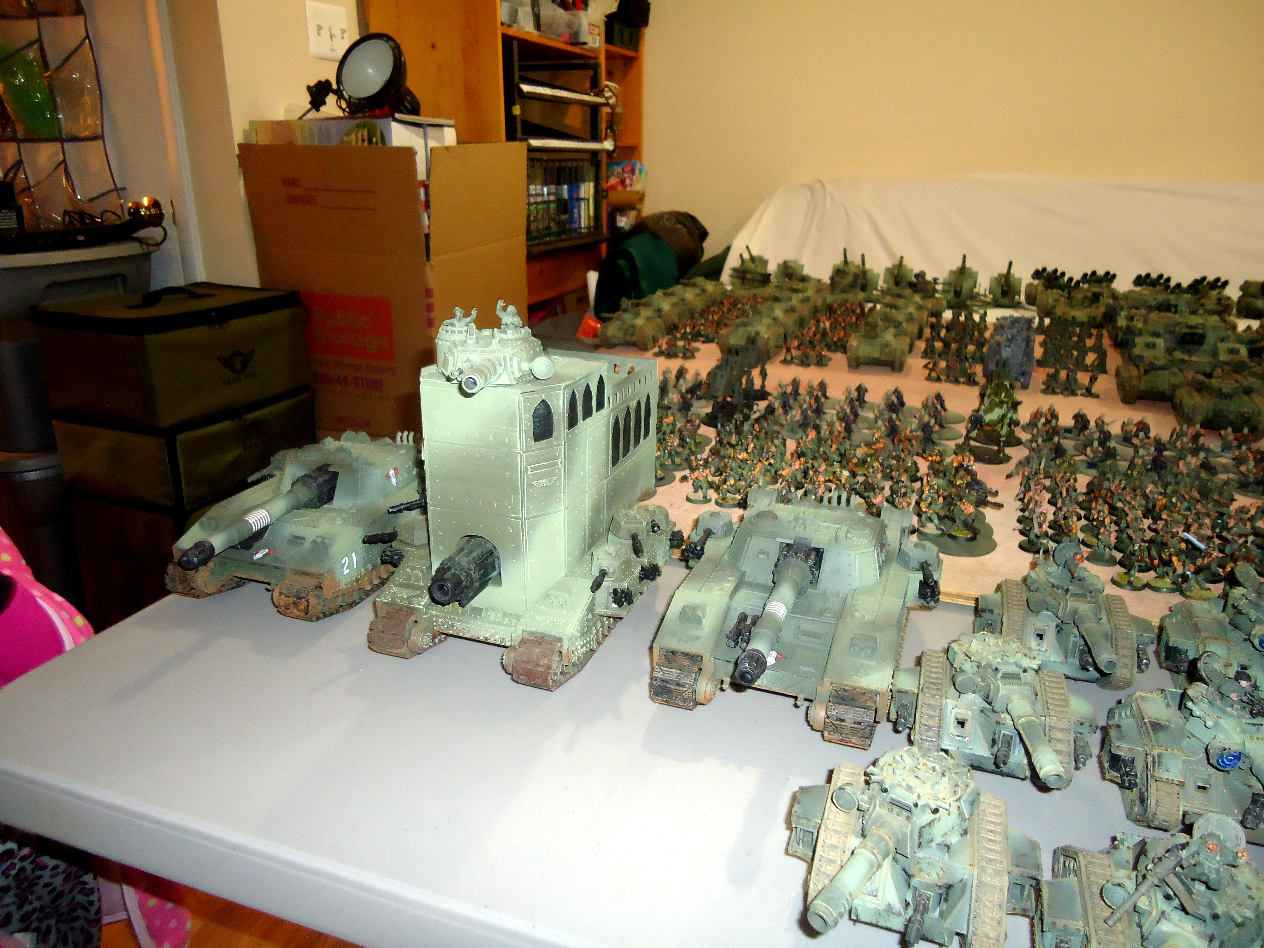 Apocalypse, Armor, Armored Company, Army, Artillery, Astra Militarum, Guard, Imperial Guard, Infantry, Leviathan