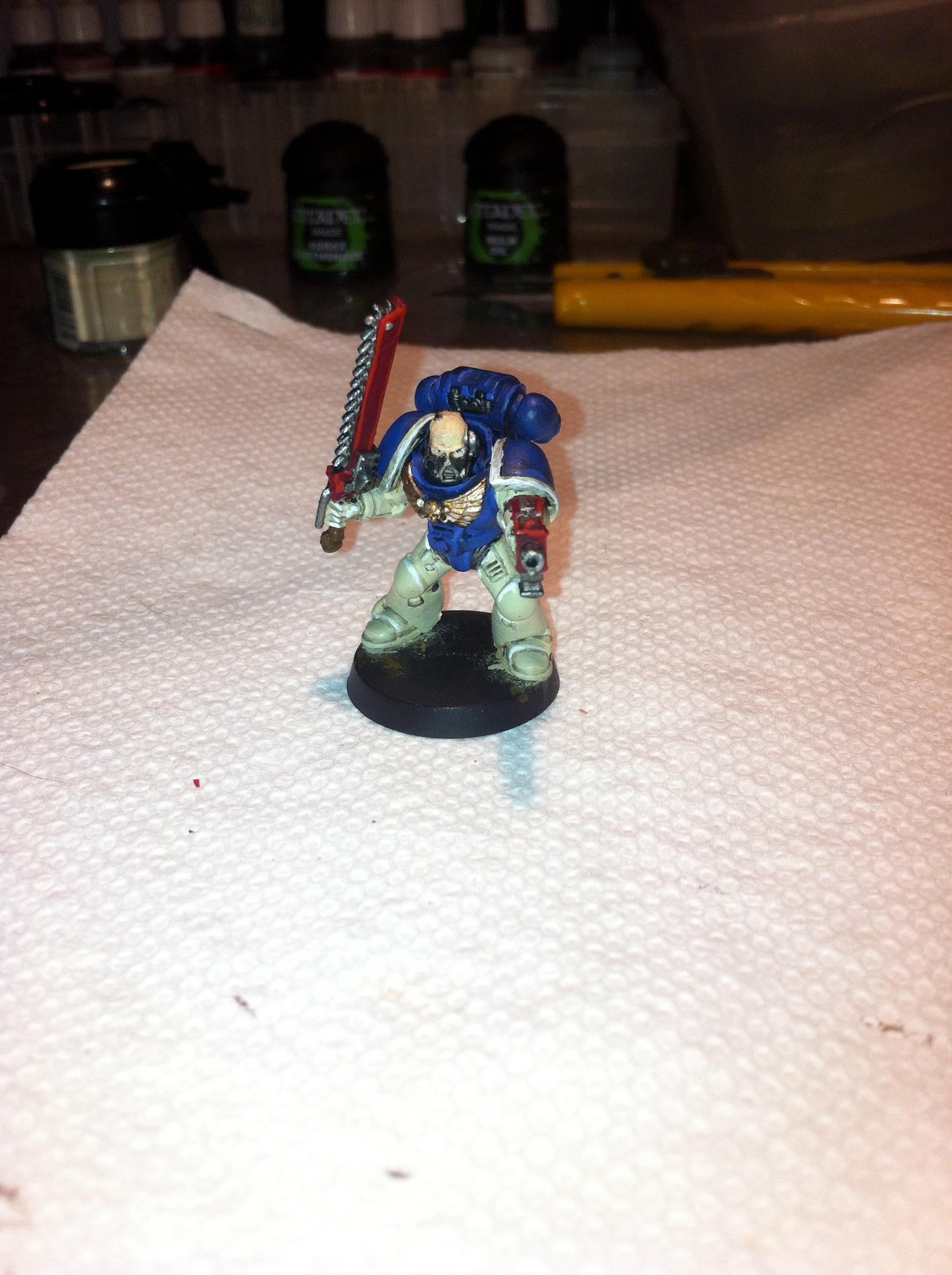 Unbased Devestator Sergeant