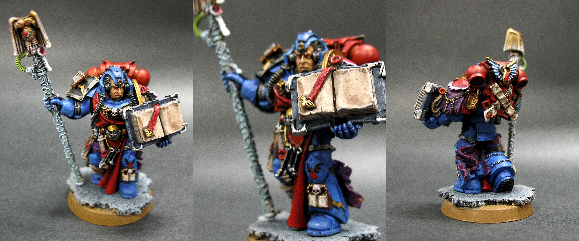 Blood Angels, Librarian
