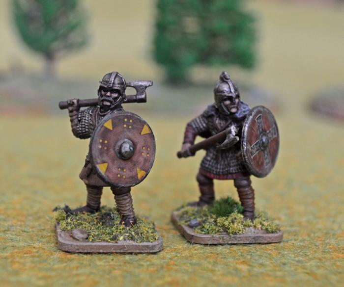 Anglo-danes, Dark Ages, Historicals, Saga