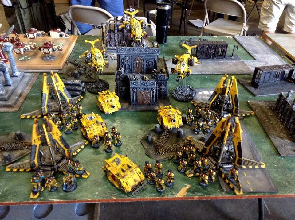 Horus Heresy, Imperial Fists, Pre Heresy, Space Marines, Warhammer 40,000