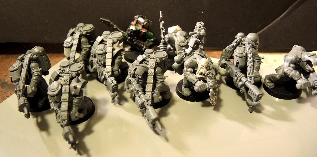 Bad Moons, Burnas, Deathskulls, Orks, Waaazag