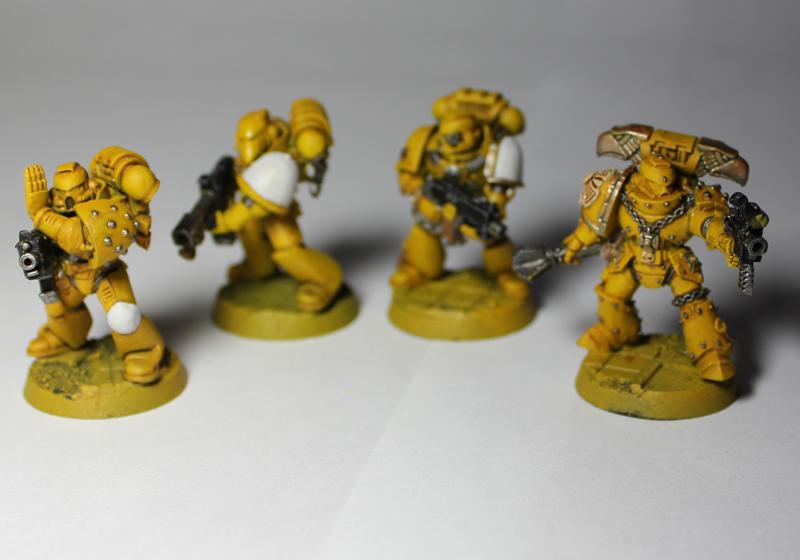 Inq28, Inquisitions, Lamenters, Witch Hunters