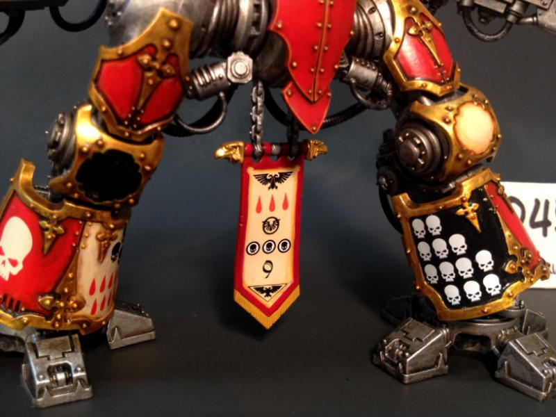 Imperial Knight Paint Job
