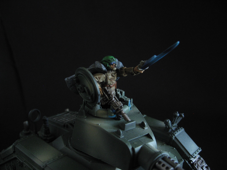 Am, Cadians, Imperial Guard, Infantry, Leman Russ