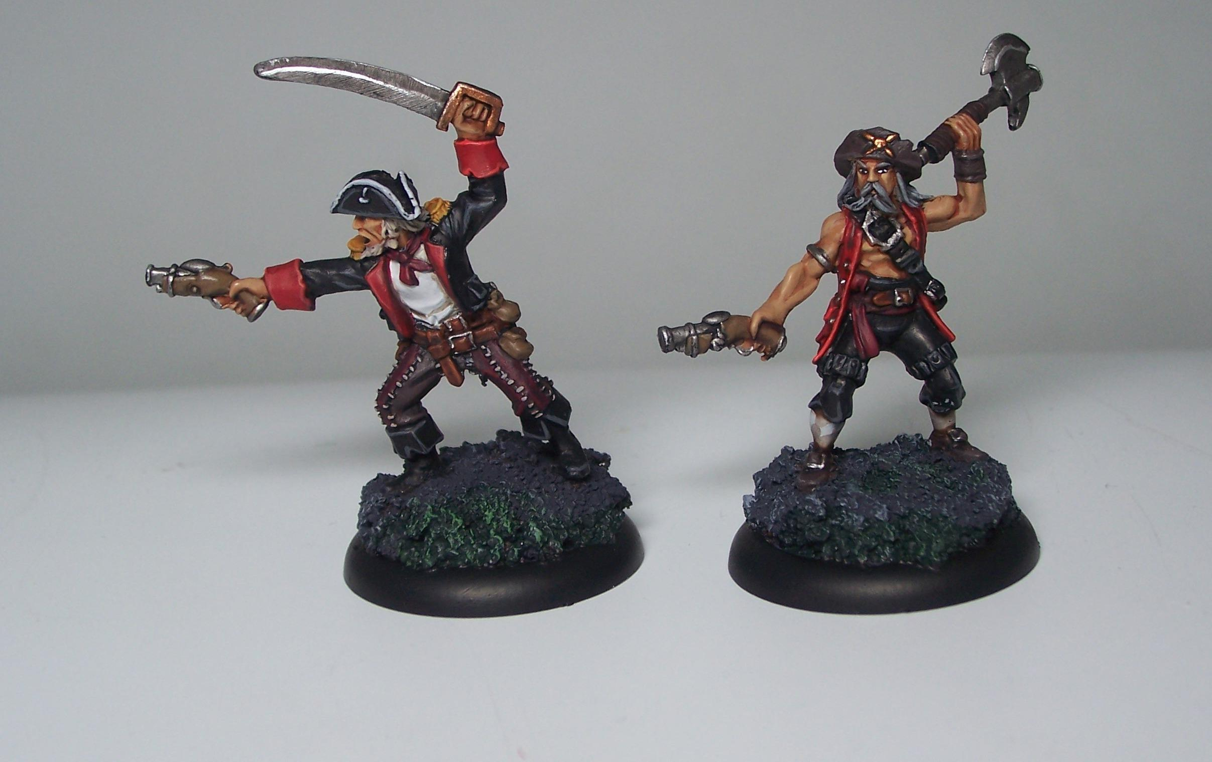 Pirates, Sea dog crew 3.1