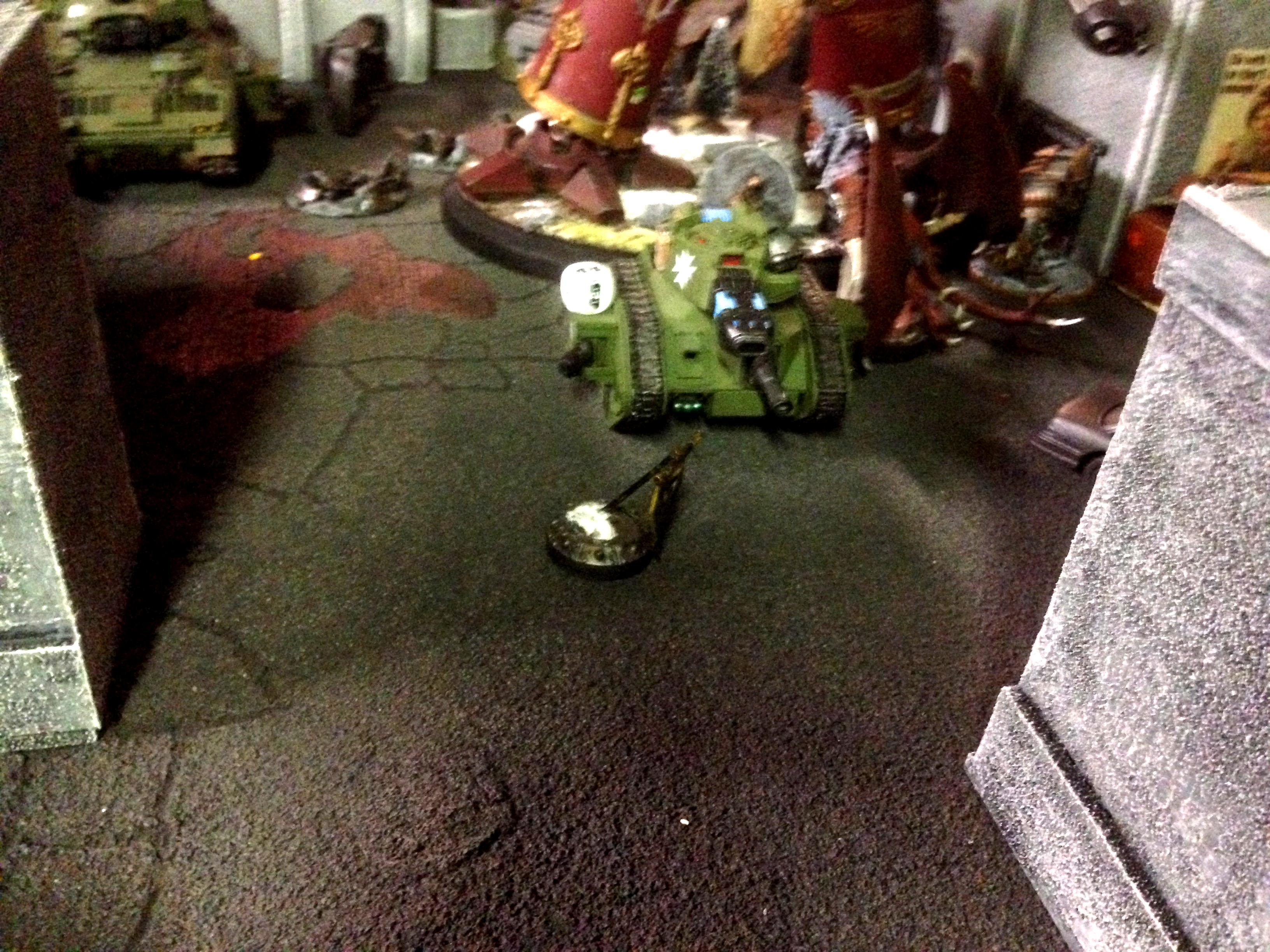 Apocalypse, Battle Report, Chaos, Chaos Space Marines, Daemons, Iron Warriors