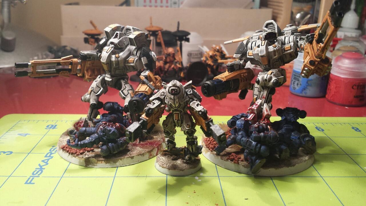 Forge World, Shadowsun, Tau, Xv9