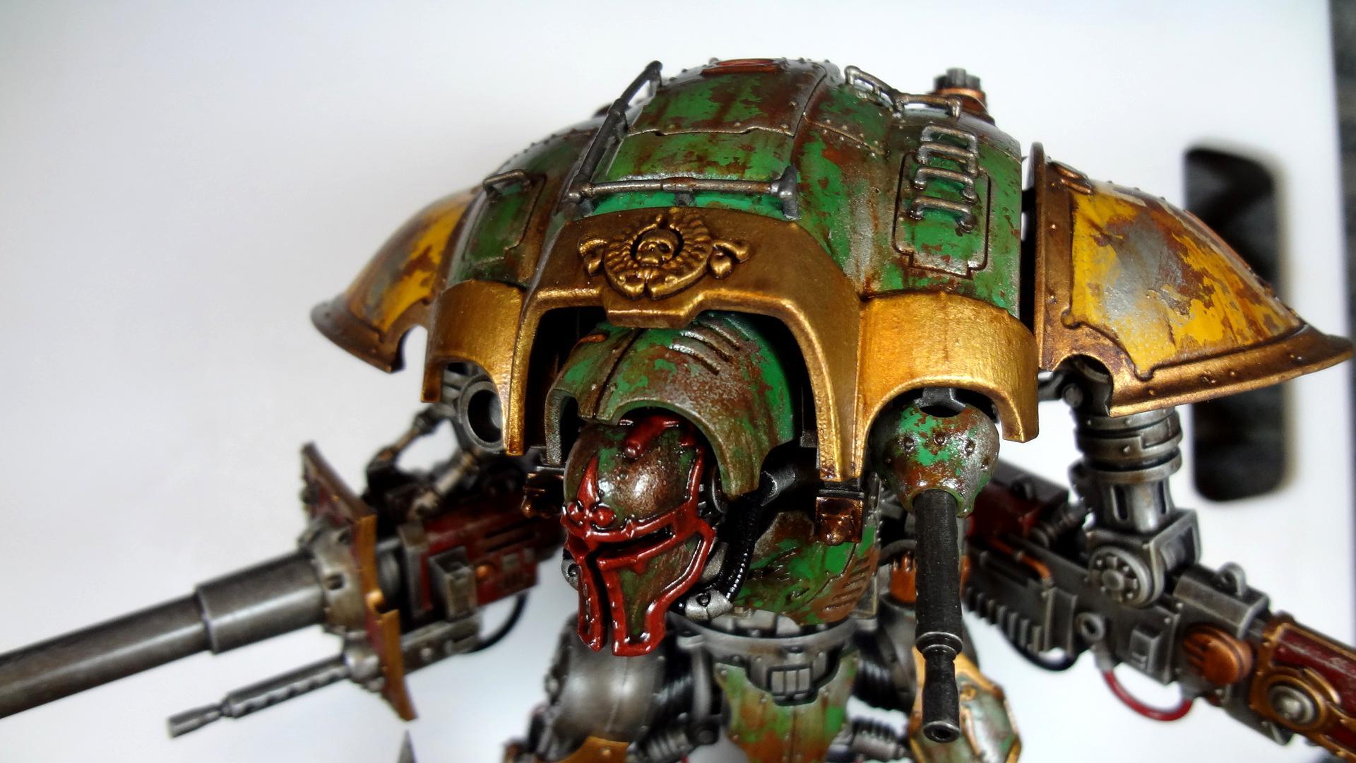 Boba Fett, House Mandalore, Imperial Titan, Jango Fett, Mandalore, Titan, Warhammer 40,000