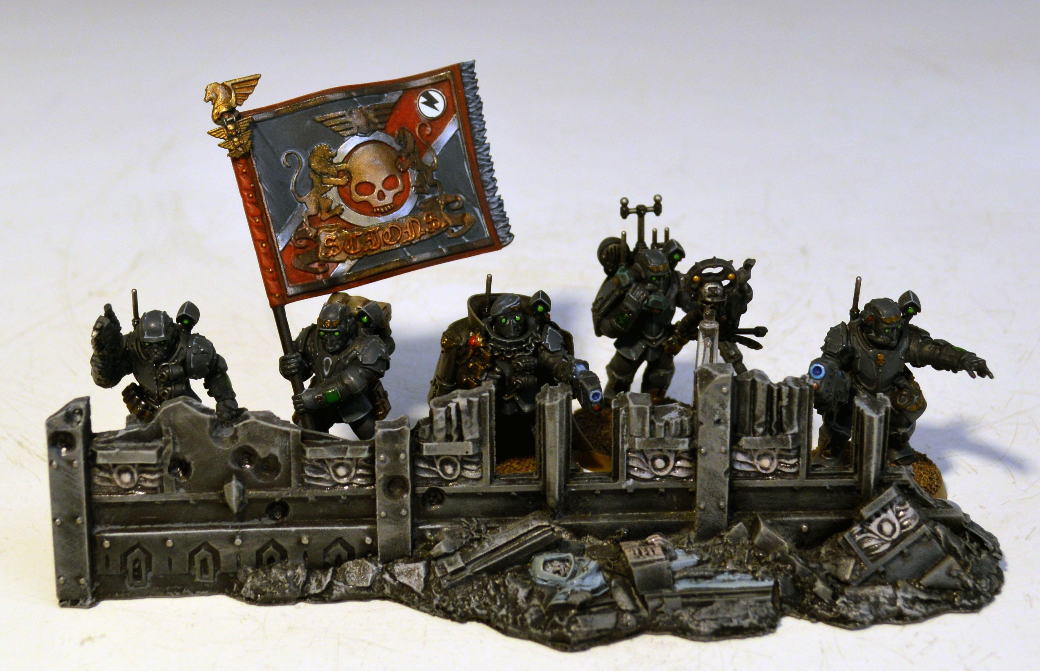 Militarum Tempestus, Scions, Tempestus