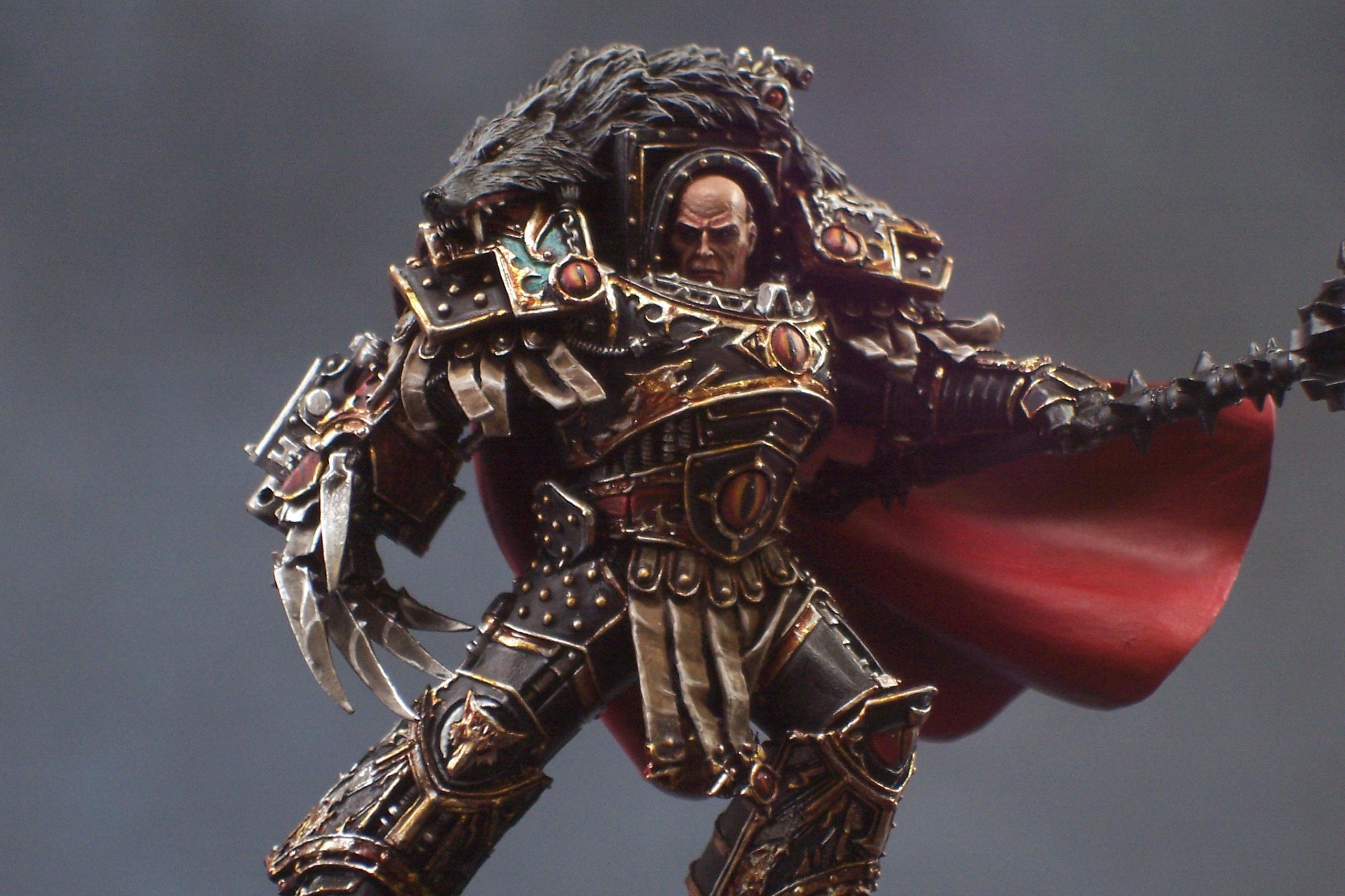 Horus Lupercal, Primarch, Sons Of Horus, Warhammer 30k, Warmaster