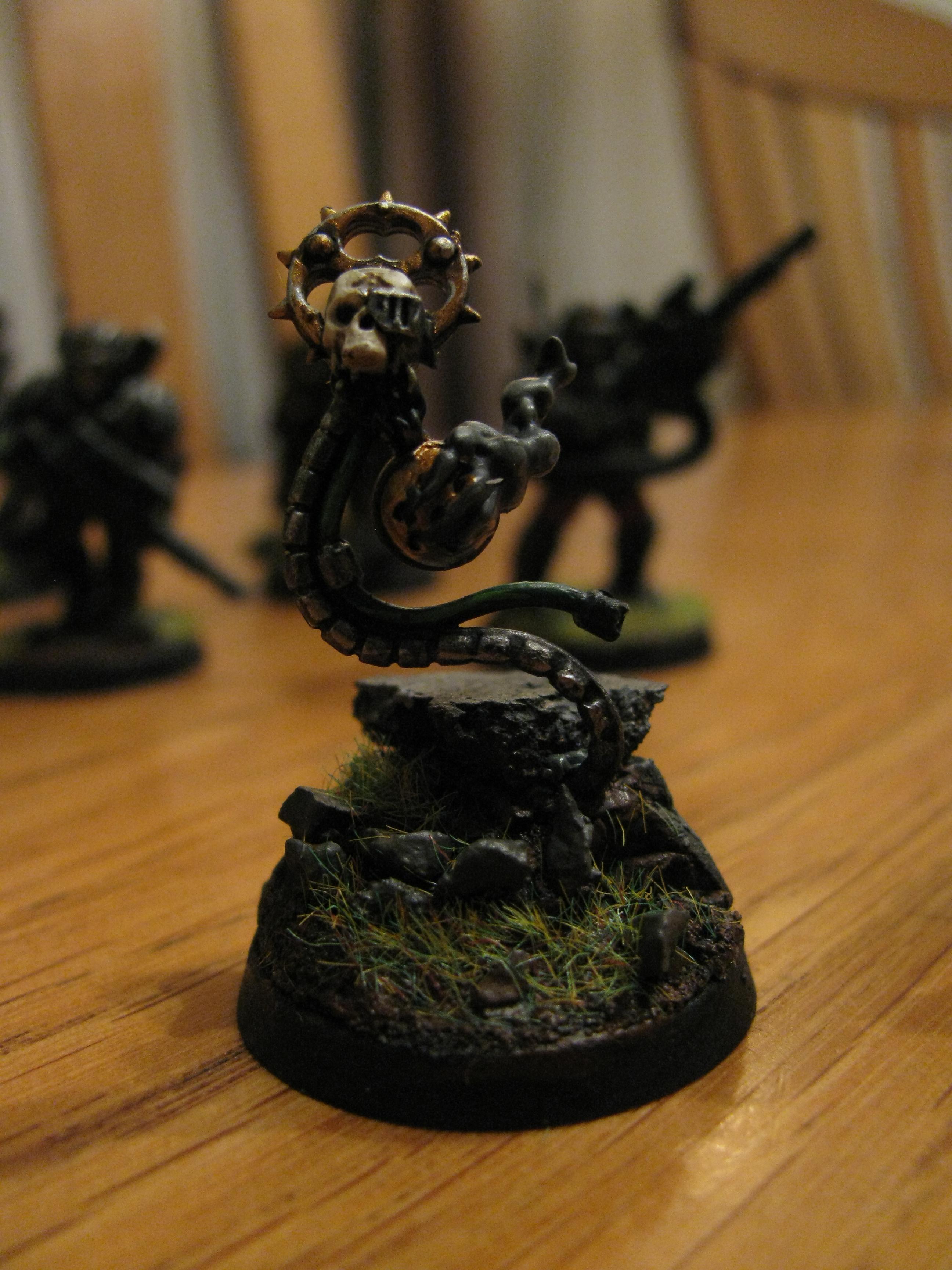 Galactic Partridges, Inquisition, Inquisitor, Ordo Malleus, Servo Skull