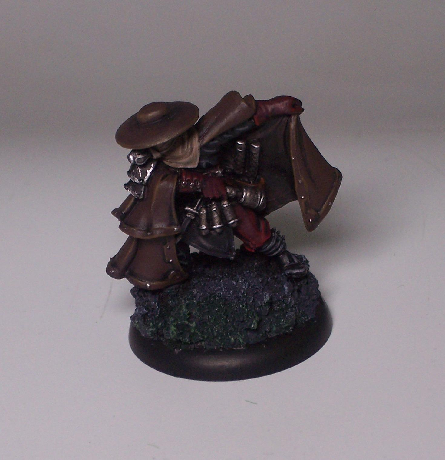 Gorman di Wulfe, Rogue Alchemist 1
