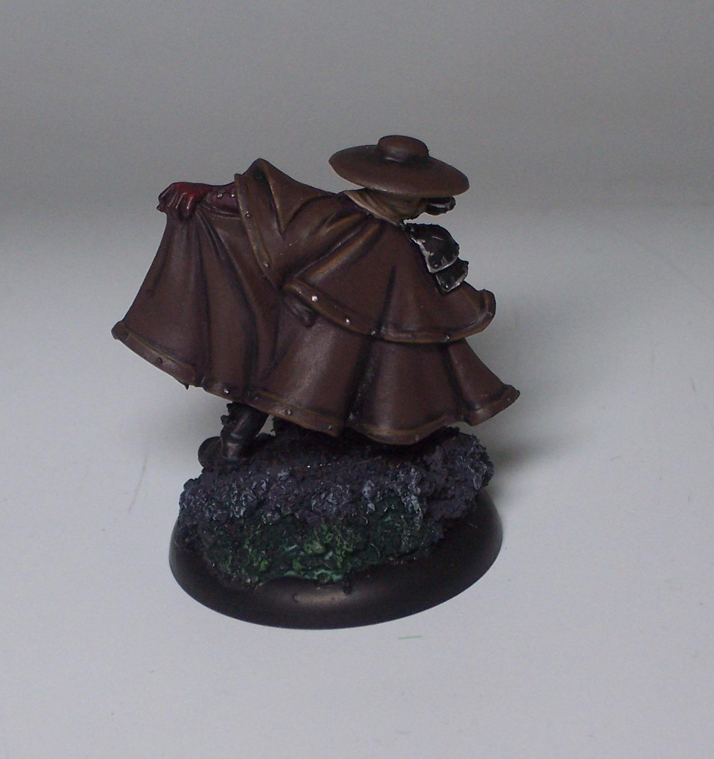 Gorman di Wulfe, Rogue Alchemist 2