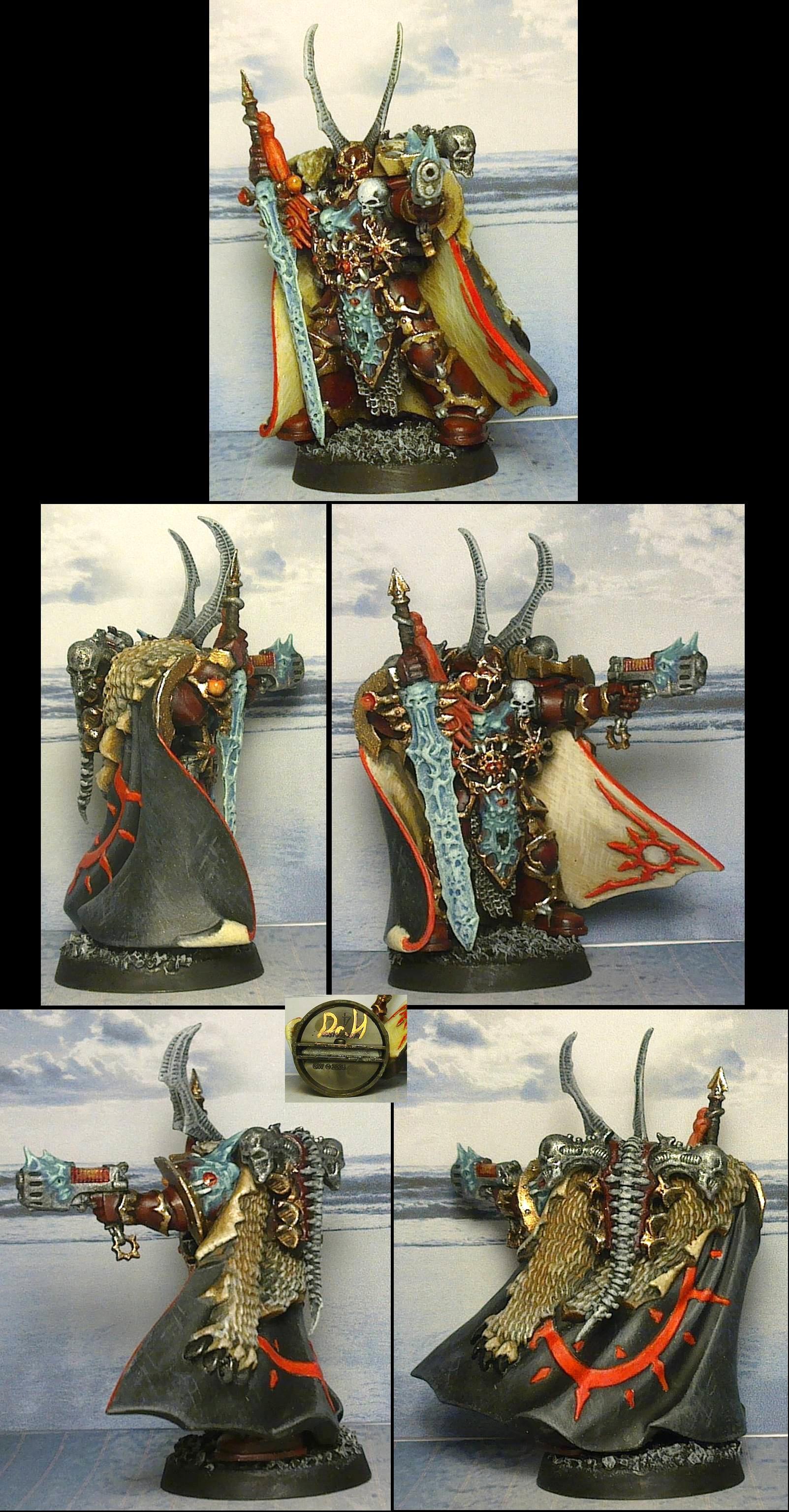 Chaos, Crimson Slaughter, Dark Vengence, Warhammer 40,000
